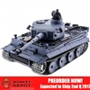 "Vehicle: Heng Long 1:16 RC Tank ""Tiger 1 - Pro"" (HL- 3818-1PRO)"