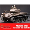 Vehicle: Heng Long 1:16 U.S M41A3 Walker Bulldog Air Soft RC Battle Tank (HL- 3839-1PRO)