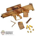 Rifle Set: Hobby Nuts XM25 Desert Camo (HN-25-4)