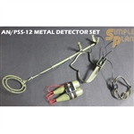 Carded Set: Hobby Nut AN/PSS-12 Metal Detector Set (HNSP-12)