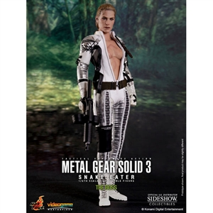 "Boxed Figure: Hot Toys Metal Gear Solid 3 - ""The Boss"" (901856)"