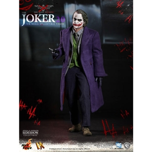 "Boxed Figure: Hot Toys The Dark Knight ""Joker 2.0"" DX Series (901890)"