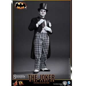 Boxed Figure: Hot Toys The Joker (1989 Mime Version) (902047)