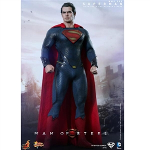 Boxed Figure: Hot Toys Man of Steel: Superman (902053)
