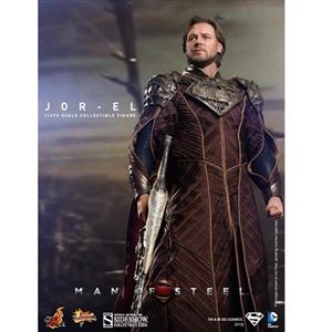 Boxed Figure: Hot Toys Man of Steel: Jor-El (902054)