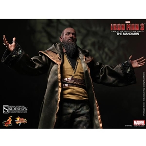Boxed Figure: Hot Toys The Mandarin (902077)