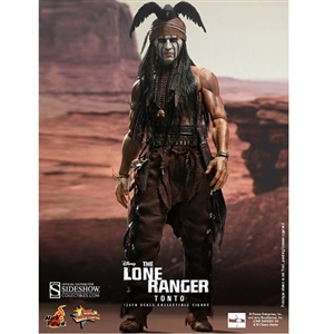 Boxed Figure: Hot Toys The Lone Ranger - Tonto (902083)