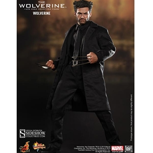 Boxed Figure: Hot Toys The Wolverine (902128)