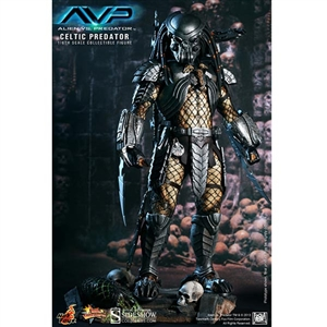 Boxed Figure: Hot Toys Celtic Predator (902117)