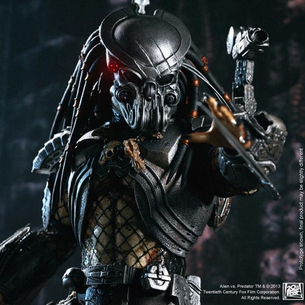Monkey depot boxed figure hot toys celtic predator 902117 our voltagebd Image collections