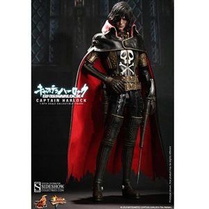 Boxed Figure: Hot Toys Captain Harlock (902139)