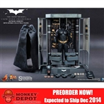 Boxed Figure: Hot Toys Batman Armory w/Batman (902169)