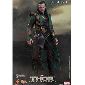 Boxed Figure: Hot Toys Loki - Thor: The Dark World (902174)