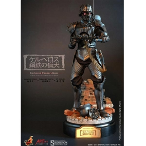 Boxed Figure: Hot Toys Kerberos Panzer Jager (902180)