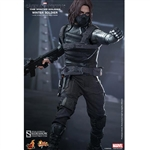 Boxed Figure: Hot Toys Winter Soldier (902185)