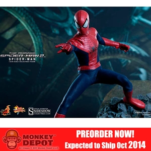 Boxed Figure: Hot Toys Spider-Man (902189)