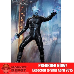 Boxed Figure: Boxed Figure: Hot Toys Electro (902207)
