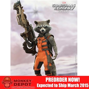 Boxed Figure: Rocket Guardians of the Galaxy (902221)
