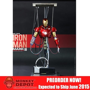 Boxed Figure: Iron Man Mark III Construction Version (902244)