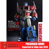 Collectible Figure: Hot Toys Optimus Prime (Starscream Version) (902246)