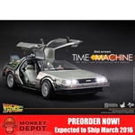 Vehicle: Hot Toys DeLorean (902262)