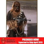 Boxed Figure: Hot Toys Chewbacca (902267)