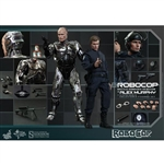 Boxed Figure: Hot Toys Robocop Battle Damaged Version & Alex Murphy (902285)