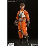 Boxed Figure: Hot Toys Luke Skywalker: Red Five X-wing Pilot (2132)