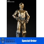 Boxed Figure: Hot Toys C-3PO (2171)