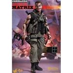 Boxed Figure: Hot Toys Commando - John Matrix (902306)
