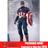 Boxed Figure: Hot Toys Age Of Ultron - Captain America (902328)