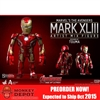 "Boxed Figure: Hot Toys 5.5"" Mark XLIII – Artist Mix (902334)"