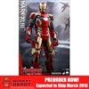 Boxed Figure: Hot Toys Age Of Ultron Iron Man Mark XLIII Quarter Scale (902383)