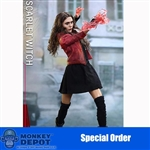 Boxed Figure: Hot Toys Avengers Scarlet Witch (902440)