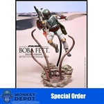 Boxed Figure: Hot Toys Return Of The Jedi - Boba Fett (902526)