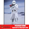 Boxed Figure: Hot Toys Star Wars - First Order Snowtrooper Officer (902552)