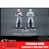 Boxed Figure: Hot Toys Star Wars - First Order Snowtroopers (902553)