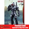 Boxed Figure: Hot Toys DIECAST War Machine Mark III (902621)