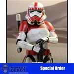 Boxed Figure: Hot Toys Star Wars Shock Trooper (902649)