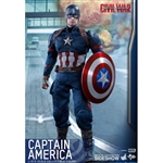 Boxed Figure: Hot Toys Captain America - Civil War (902657)