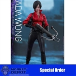 Boxed Figure: Hot Toys Resident Evil 6 - Ada Wong (902749)
