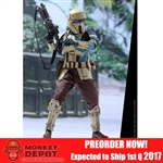 Boxed Figure: Hot Toys Star Wars Rogue One Shoretrooper (902862)