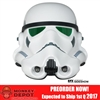 Helmet: Hot Toys Star Wars Stormtrooper Helmet Full-Scale - Prop Replica (902908)