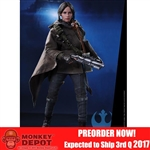 Boxed Figure: Hot Toys Star Wars Jyn Erso Deluxe Version (902919)