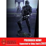 Boxed Figure: Hot Toys Death Trooper Specialist Deluxe Version (902906)