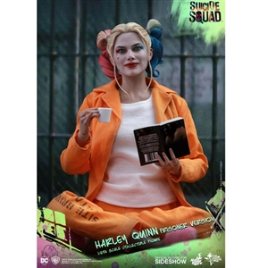 Boxed Figure: Hot Toys Harley Quinn Prisoner Version (902949)