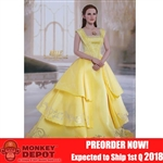 Boxed Figure: Hot Toys Beauty and the Beast Belle (903028)
