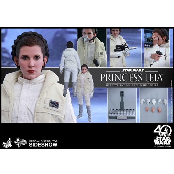 Monkey Depot - Boxed Figure: Hot Toys The Empire Strikes