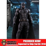 Boxed Figure: Hot Toys Justice League - Batman Tactical Batsuit Version (903119)