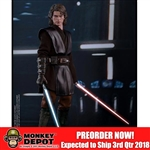 Boxed Figure: Hot Toys Episode III: Revenge of the Sith Anakin Skywalker (903139)